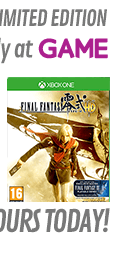 Final Fantasy Type-0 Steelbook Limited Edition ONLY AT GAME