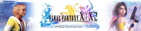 Final Fantasy X X-2 HD Remaster Limited Edition