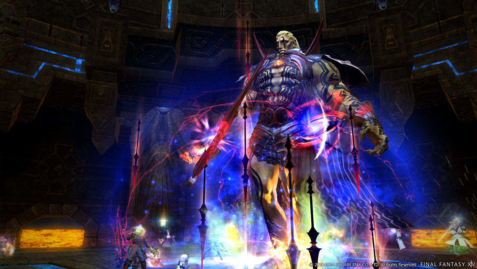 Final Fantasy XIV: A Realm Reborn Screenshot 01
