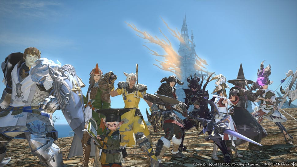 Final Fantasy XIV: A Realm Reborn Screenshot 03