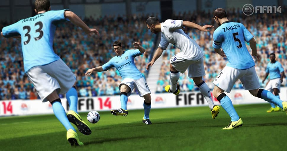 FIFA 14 Screenshot 01