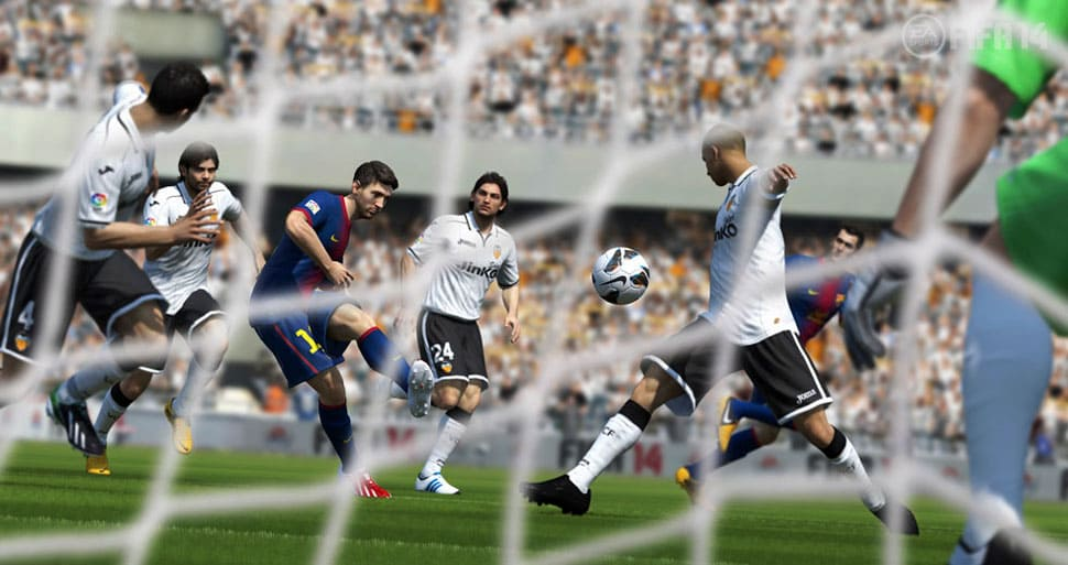 FIFA 14 Screenshot 02