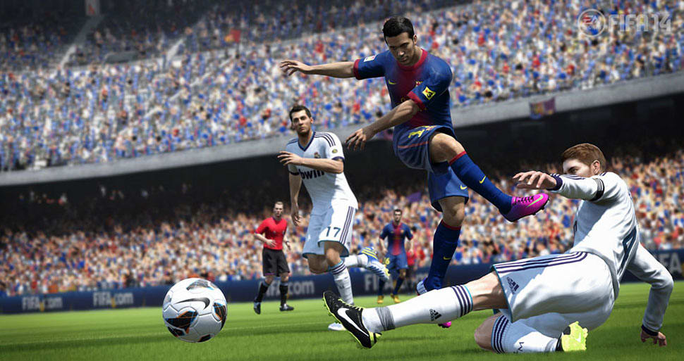 FIFA 14 Screenshot 03