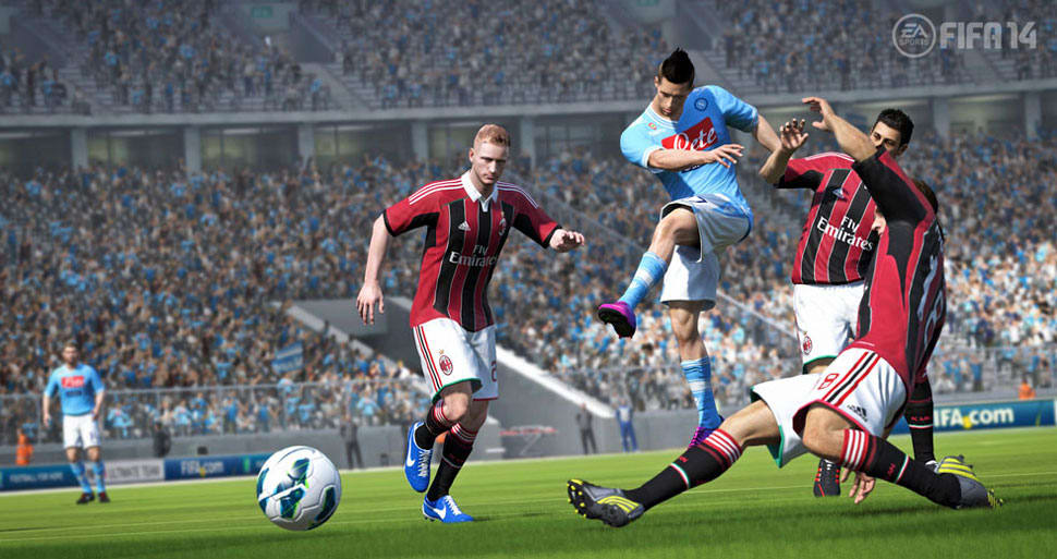 FIFA 14 Screenshot 04
