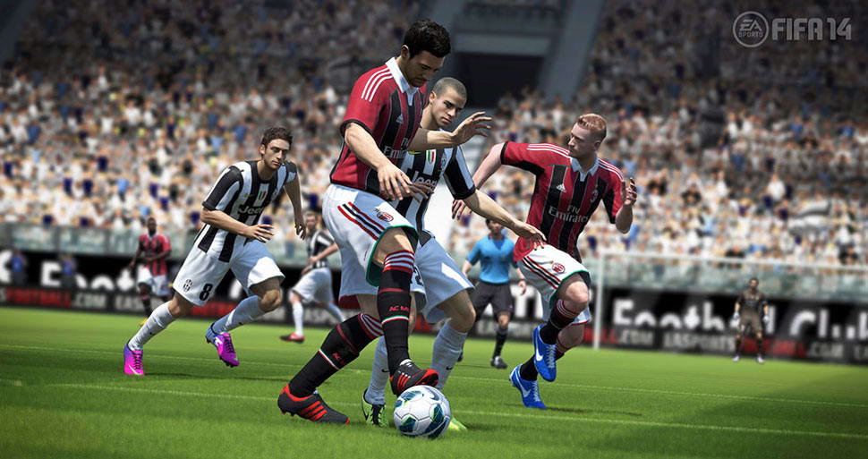FIFA 14 Screenshot 05