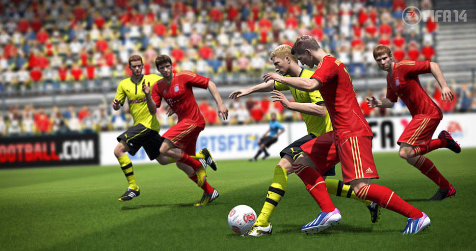 FIFA 14 Screenshot 08