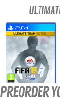 FIFA 15 Ultimate Team Edition - PS4