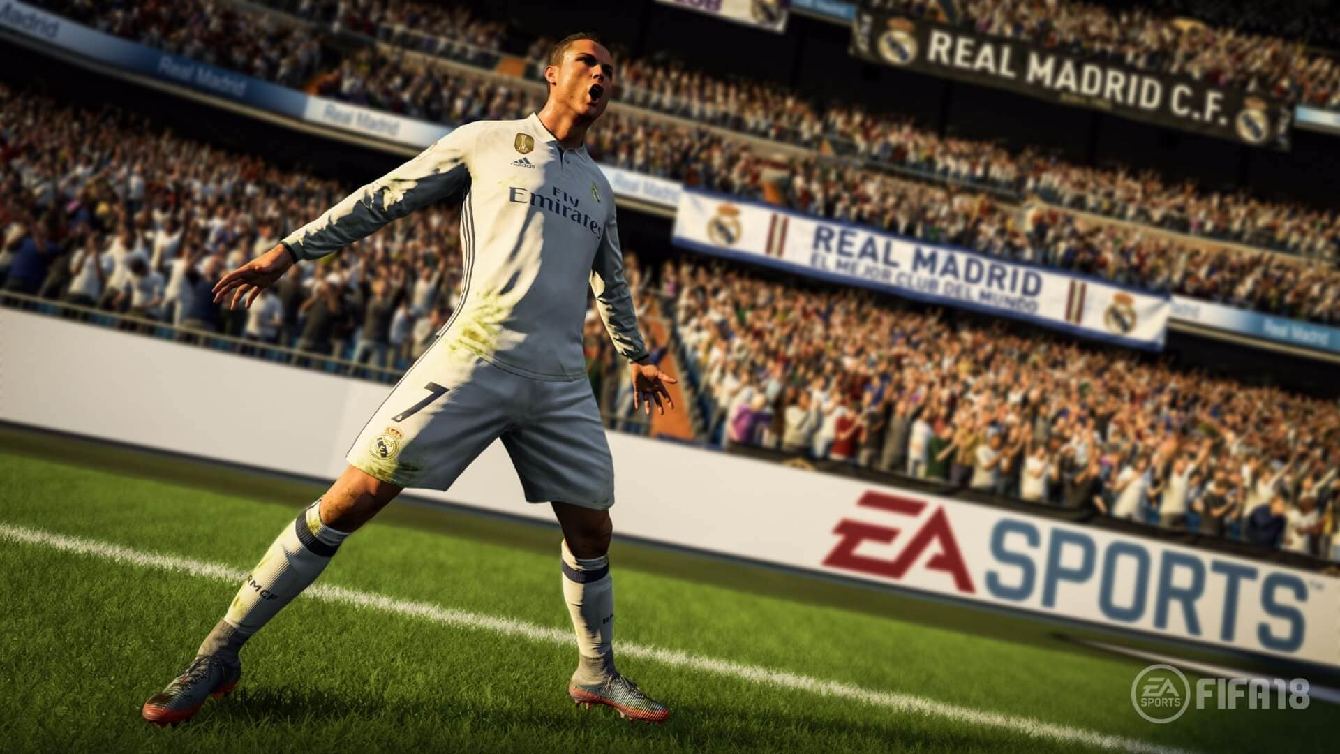 FIFA 18 - Screenshot
