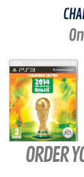 EA SPORTS 2014 FIFA World Cup Brazilon PS3
