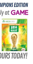 EA SPORTS 2014 FIFA World Cup Brazilon Xbox 360