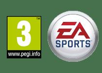 EA Games, PEGI 3