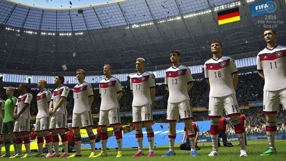 EA SPORTS 2014 FIFA World Cup BrazilScreenshot 09