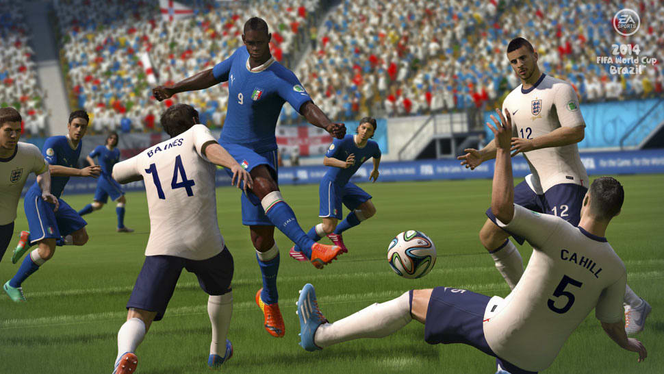 EA SPORTS 2014 FIFA World Cup BrazilScreenshot 10
