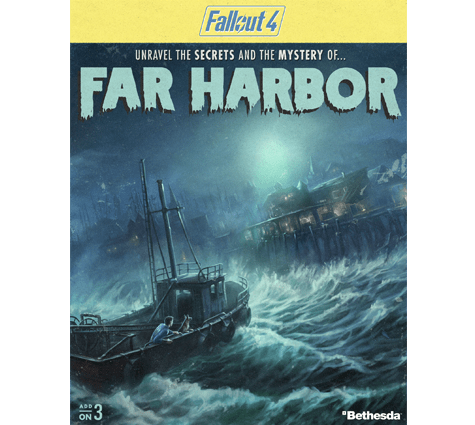 Fallout 4 far harbour