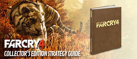 Far Cry 4 Collector's Guide