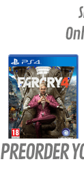 Far Cry 4 Special Edition (PS4)