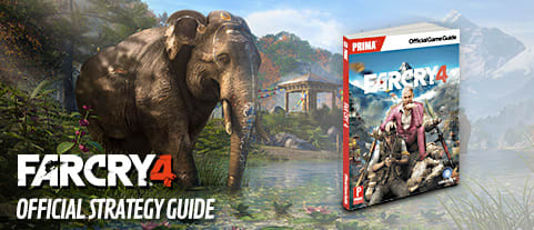 Far Cry 4 Official Guide