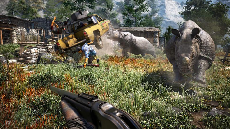 Far Cry 4 Screenshot 02