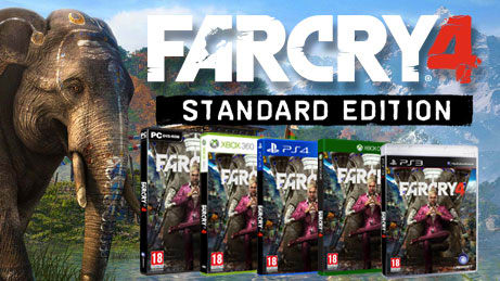 Far Cry 4 Standard Edition