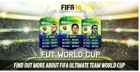FIFA Ultimate Team World Cup
