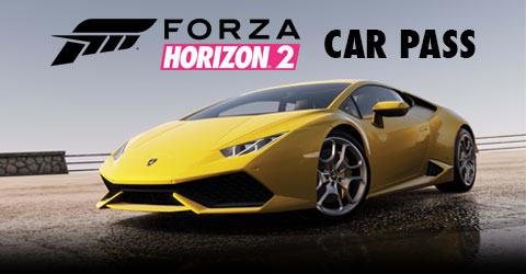 Forza Horizon 2: Car Pass