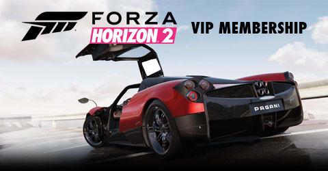 Forza Horizon 2: VIP Membership