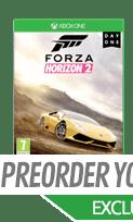 Forza Horizon 2 - Day One Edition (Xbox One)