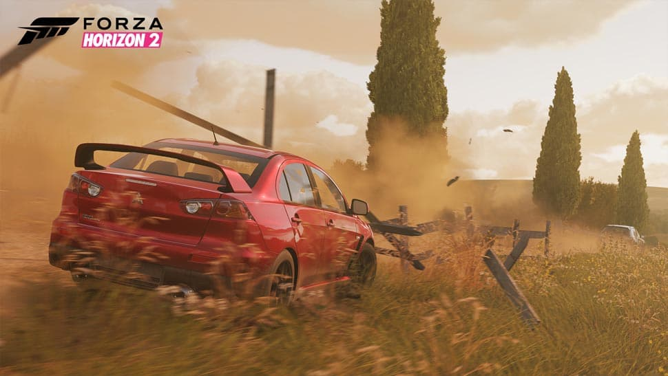Forza Horizon Screenshot 01