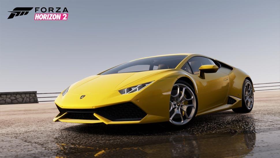 Forza Horizon Screenshot 02
