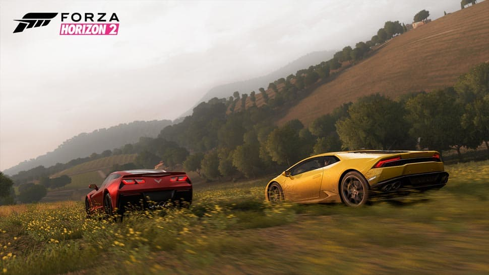 Forza Horizon Screenshot 03