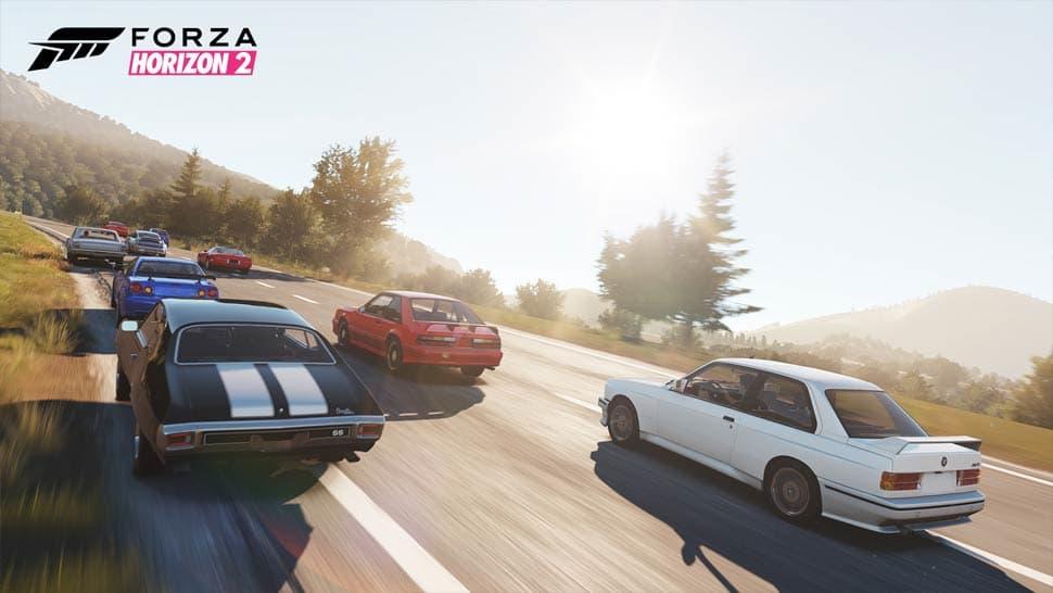 GAME - Forza Horizon 2