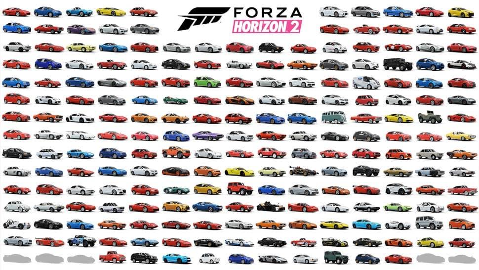 Forza Horizon Screenshot 15