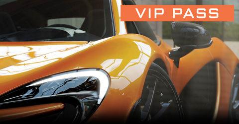 Forza Motorsport 5 VIP Pass