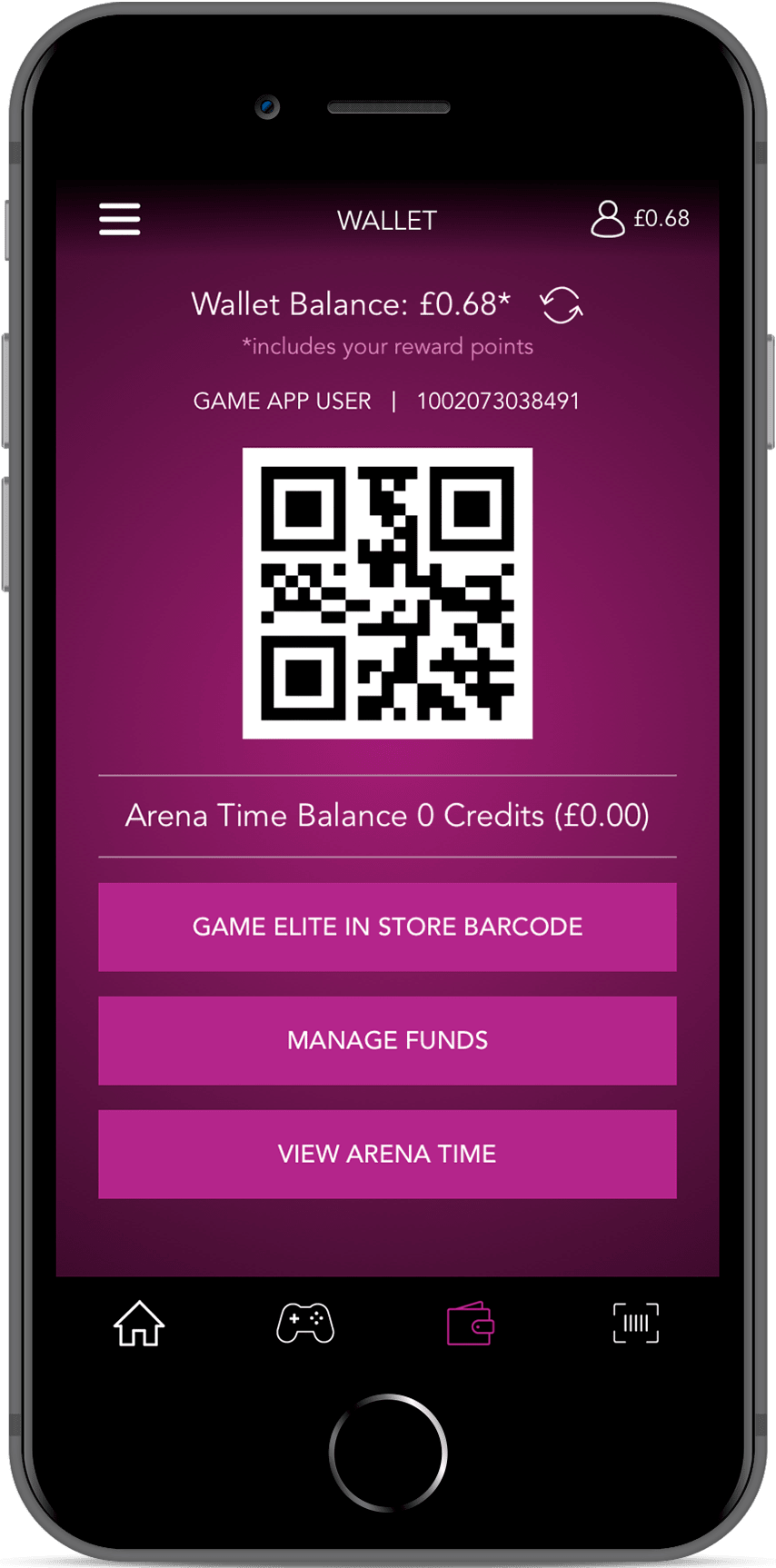GAME - GAME Reward App - Available on iOS & Android | GAME