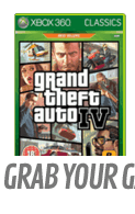 Grand Theft Auto IV Classic (Xbox 360)
