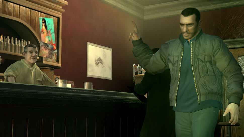 Grand Theft Auto IV Screenshot 01