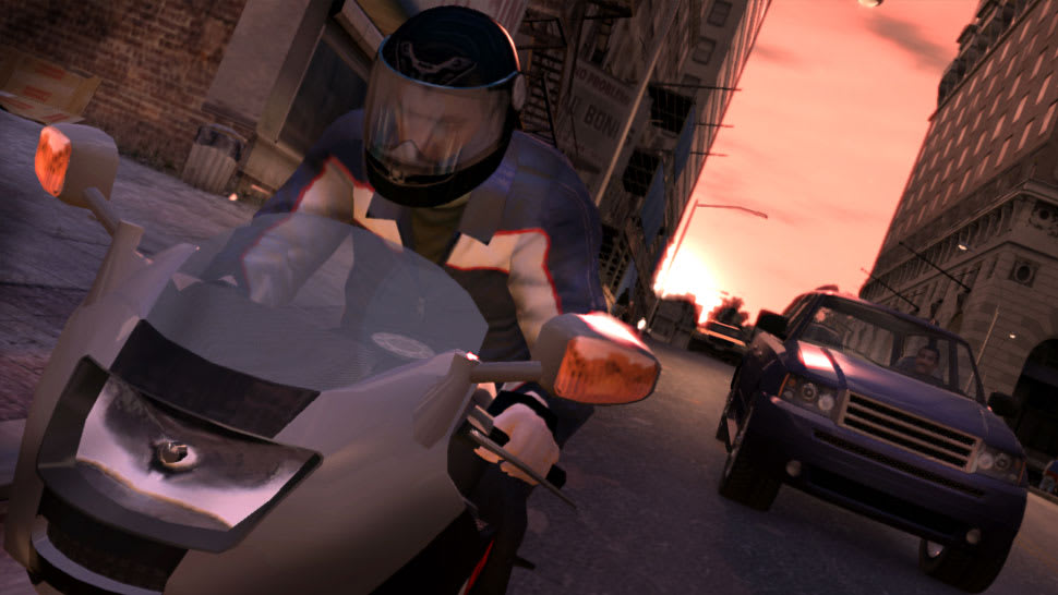 Grand Theft Auto IV Screenshot 02