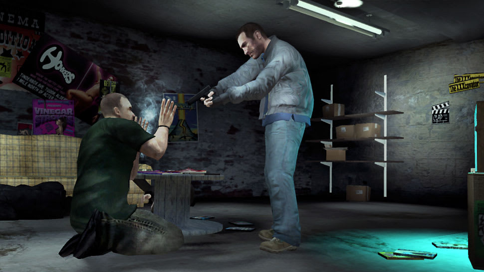 Grand Theft Auto IV Screenshot 03