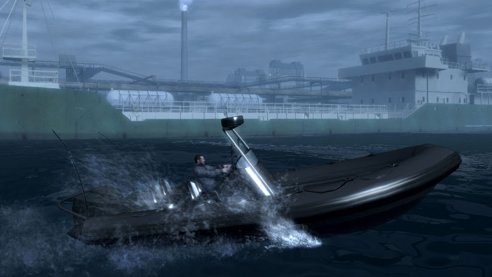 Grand Theft Auto IV Screenshot 06