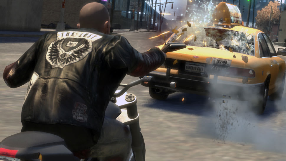 Grand Theft Auto IV Screenshot 07