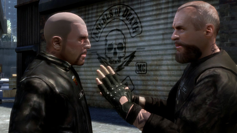 Grand Theft Auto IV Screenshot 09