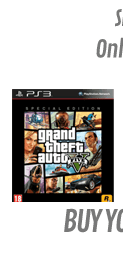 Grand Theft Auto V Special Edition (PS3)