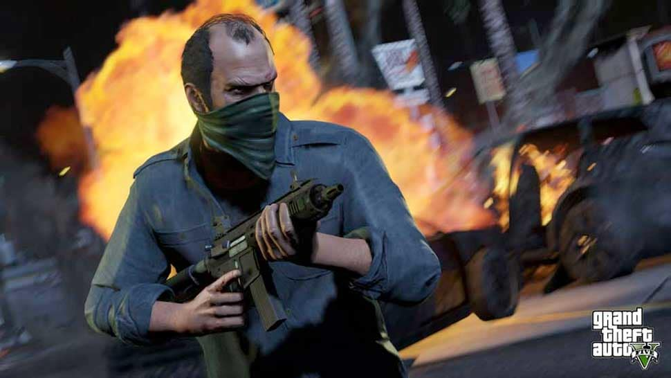 Grand Theft Auto V Screenshot 06