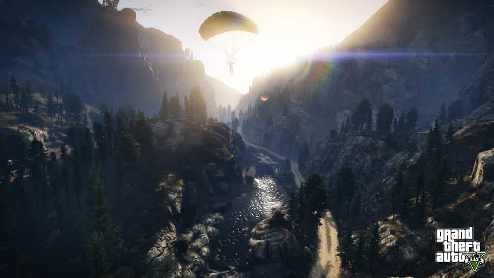 Grand Theft Auto V Screenshot 07