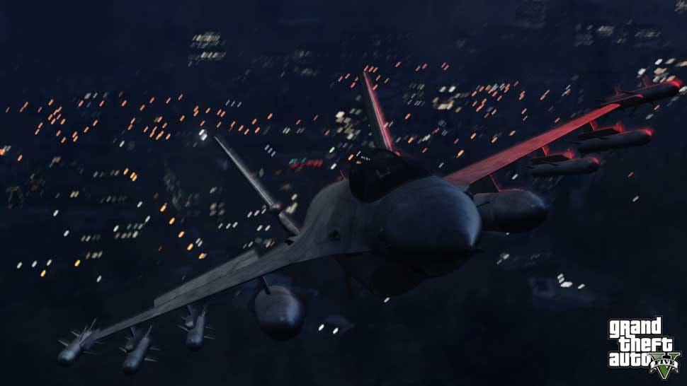 Grand Theft Auto V Screenshot 08