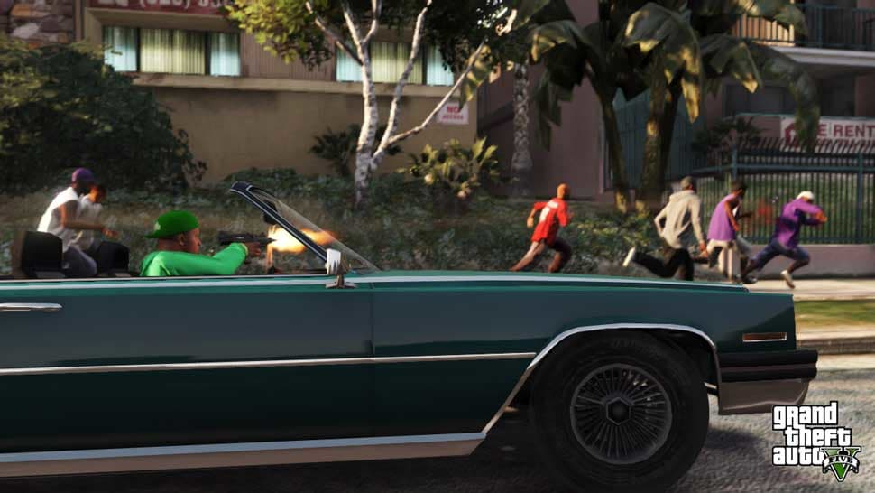 Grand Theft Auto V Screenshot 09