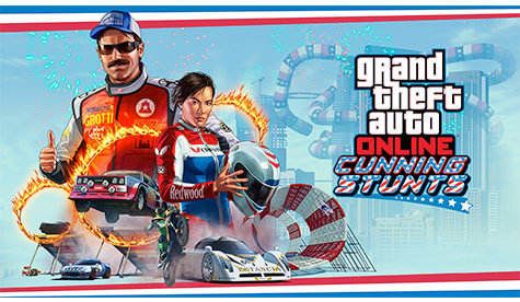 Grand Theft Auto Online - Cunning Stunts