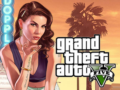 GAME - Grand Theft Auto V - GTA V
