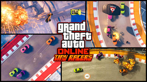 Grand Theft Auto Online - Tiny Racers