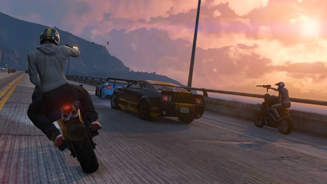 Grand Theft Auto Online Screenshot 01